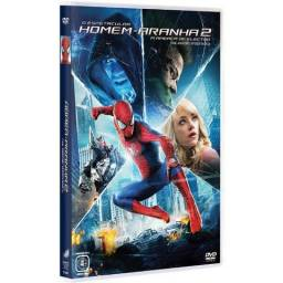 DVD - O Espetacular Homem-Aranha 2 - A Ameaça de Electro
