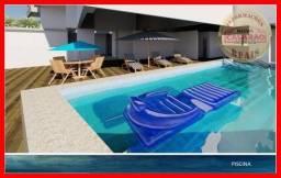 Apartamento com 2 dormitórios à venda, 83 m² por R$ 414.567,00 - Vila Guilhermina - Praia