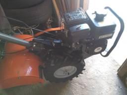 Motocultivador husqvarna a gasolina tr430