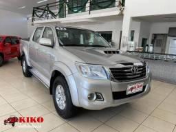 Toyota Hilux CD SRV D4-D 4x4 3.0 2013