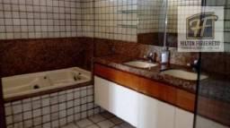 Apartamento com 4 dormitórios à venda, 239 m² por R$ 650.000,00 - Intermares - Cabedelo/PB