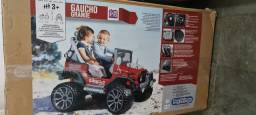 Mini Veículo Gaucho Grande Red 12V Bivolt - Peg-Pérego<br>