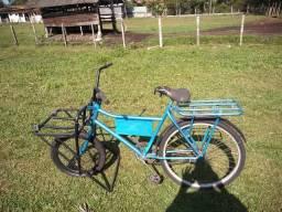 Troca por bicicleta feminina