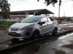 New Fiesta 1.6 2011 Ac Troca - 2011