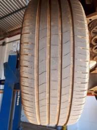 4 pneus aro 17 novos
