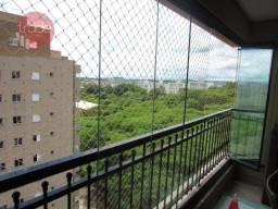 Apartamento com 3 suítes para alugar, 120 m² por r$ 2.350/mês - jardim botânico - ribeirão
