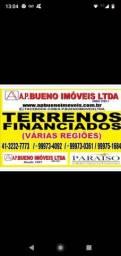 Terrenos Financiados Região Metropolitana de Curitiba, entrada a partir de R$2.500,00