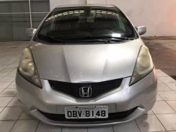 Honda Fit Lxl 1.4 Aut - 2012
