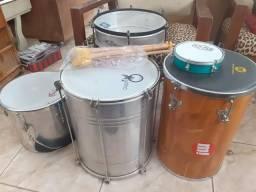 Kit de Percussão