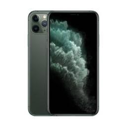 IPhone 11 Pro Max Apple com 256GB - Novo, na caixa lacrada.