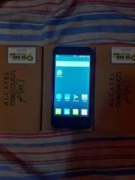 Alcatel Android novo/lacrado