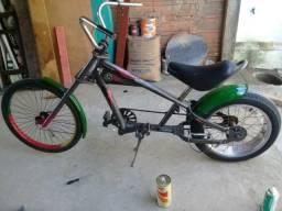 Bicicleta Super confortável