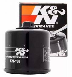 Filtro Oleo K&n Kn-138 Suzuki Srad