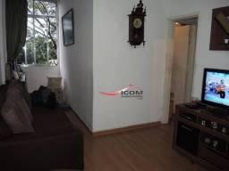 Apartamento com 1 dormitório à venda, 50 m² por R$ 540.000 - Botafogo - Rio de Janeiro/RJ