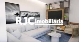 Apartamento à venda com 2 dormitórios em Glória, Rio de janeiro cod:MBAP24787