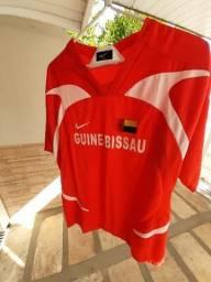 Urgente! Camisa Nike seleção Guiné Bissau