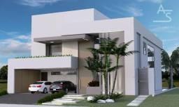 Construa Casa de Luxo - Condominio Fechado - 4 Suites
