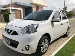 Nissan march 2016/2017 1.0 completo