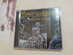CD original Somewhere in Tima - Iron Maiden