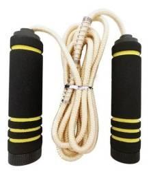 Corda De Pular Grande Exercício Funcional Crossfit Academia