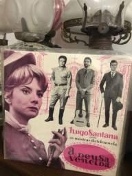 Compacto raríssimo de 1965 da novela A Deusa vencida
