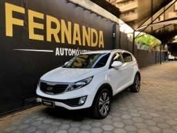Sportage 2.0 LX Flex aut. - 2014 - Completo!!!