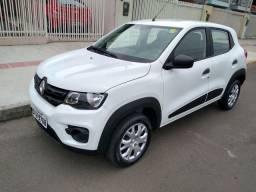 Renault Kwid life 1.0 2018 único dono