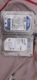 2 HDs
