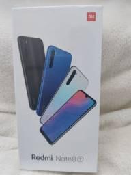 Promoção dos Pais// Redmi Note 8T da Xiaomi // Lacrado // Garantia e entrega