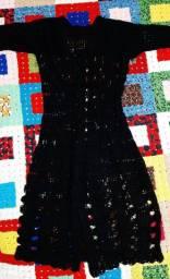Peças única artesanato - Crochê feitas à mão