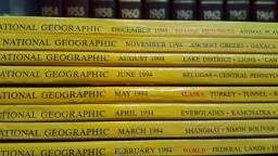 Revista geografia Americana, e brasileira