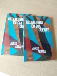 Livro Redemoinho em dia quente, Jarid Arraes - NOVO