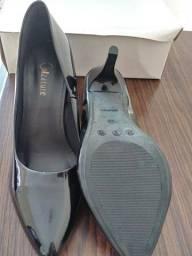 Sapato Scarpin Preto Novo