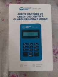 Máquina de cartão (Mercado Pago)