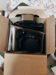 Câmera fotografica Canon