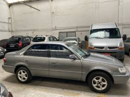 Toyota Corolla Xei 2001 80.000km único dono 2021 Pg