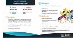 Vendedor Externo - Grupo Claro