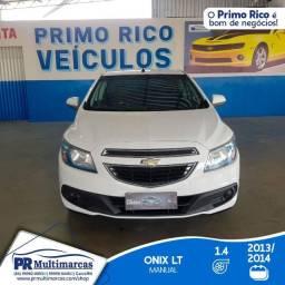 GM Onix LT 1.4 2014 Carro Extra!