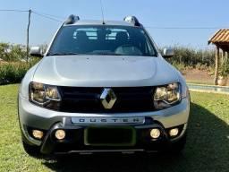 Título do anúncio: Renault Duster Oroch 2.0 16v Flex Dynamique 4P Automatica 2017