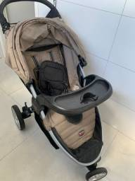Título do anúncio: Carrinho de bebê Britax B-Agile