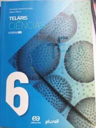 Livro do Projeto Teláris de Ciências do 6 ano BNCC
