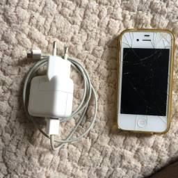 Título do anúncio: iphone 4s pra peças