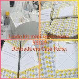 Kit Mini berço