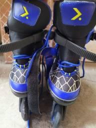 Vendo patins infantil tam 33-35