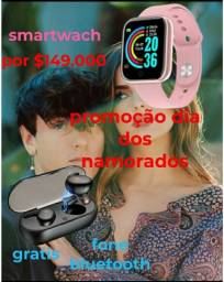 Smartwach promoção mês dos namorados