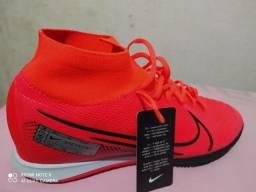 Tênis Nike futsal super fly mercurial lançamento