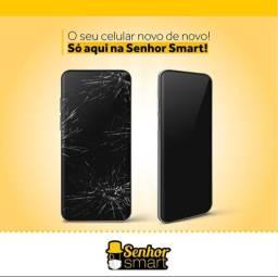 Seu celular novo de novo! Seja tela quebrada e muito mais