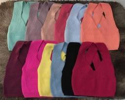 Top em tricot modal