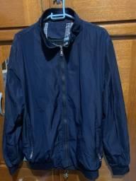 Jaqueta azul marinho tamanho M