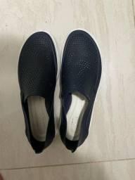 Original Crocs Azul Tamanho 39-40
